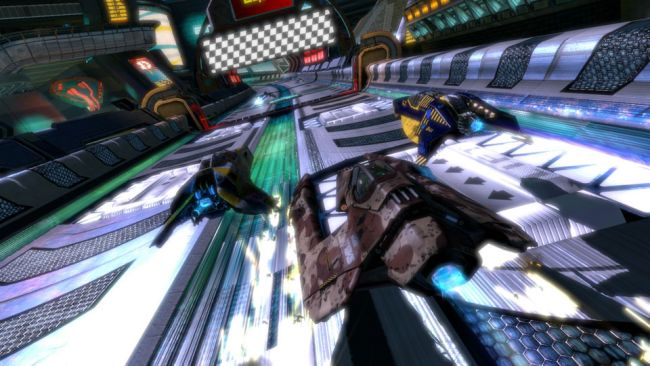 Wipeout HD - Screenshots - Bild 7