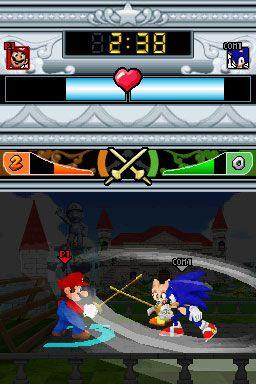 Mario & Sonic bei den Olympischen Spielen - Screenshots - Bild 14