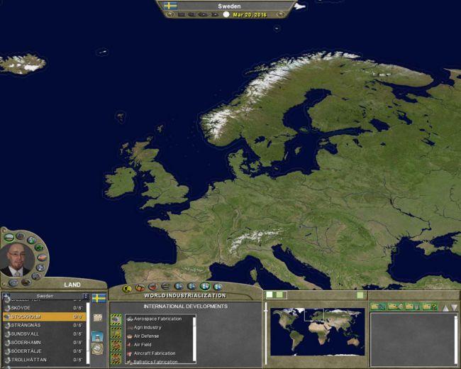 Supreme Ruler 2020 - Screenshots - Bild 17