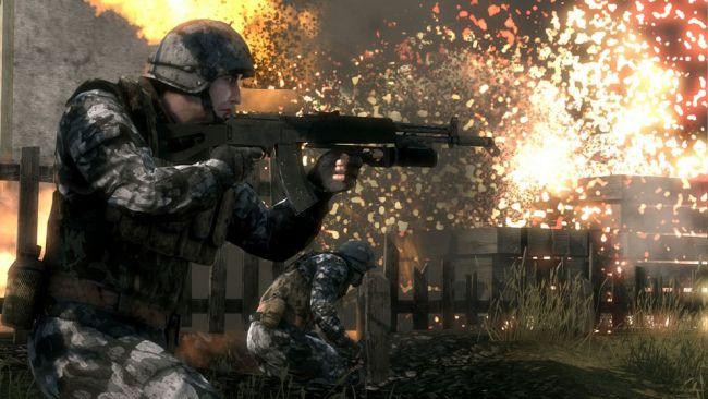 Battlefield: Bad Company - Screenshots - Bild 9