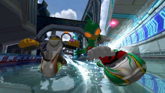 Sonic Riders: Zero Gravity  - Screenshots - Bild 11