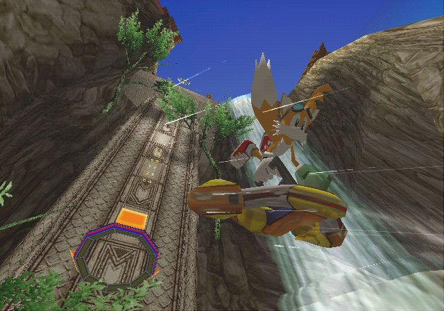Sonic Riders: Zero Gravity  - Screenshots - Bild 8