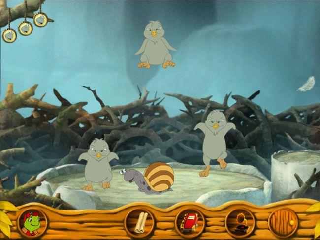 Franklin und der Schatz im See - Screenshots - Bild 2