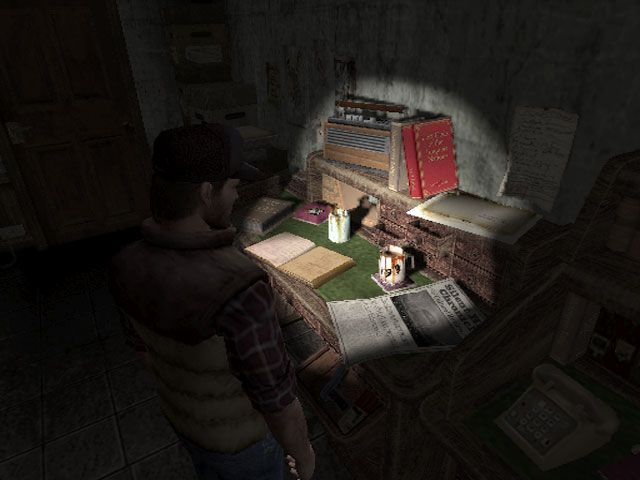Silent Hill Origins - Screenshots - Bild 6
