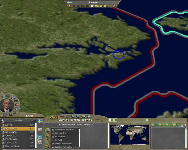 Supreme Ruler 2020 - Screenshots - Bild 14