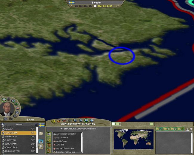 Supreme Ruler 2020 - Screenshots - Bild 13
