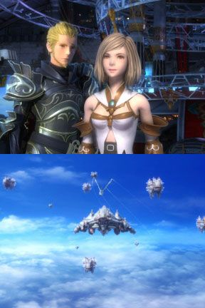 Final Fantasy XII: Revenant Wings - Screenshots - Bild 7
