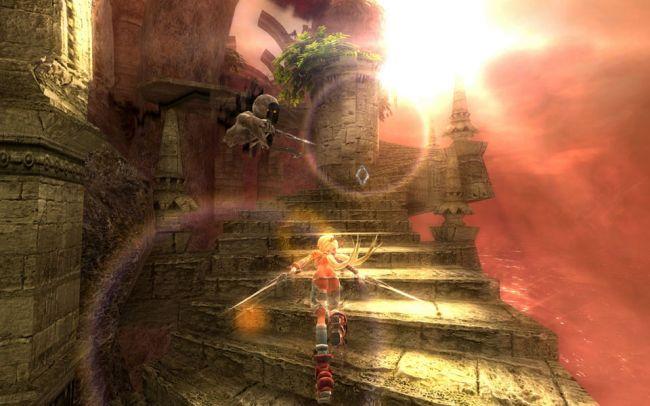 X-Blades - Screenshots - Bild 5