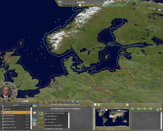 Supreme Ruler 2020 - Screenshots - Bild 16