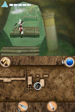 Assassin's Creed: Altair's Chronicles - Screenshots - Bild 4