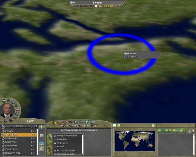 Supreme Ruler 2020 - Screenshots - Bild 12