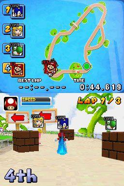 Mario & Sonic bei den Olympischen Spielen - Screenshots - Bild 20