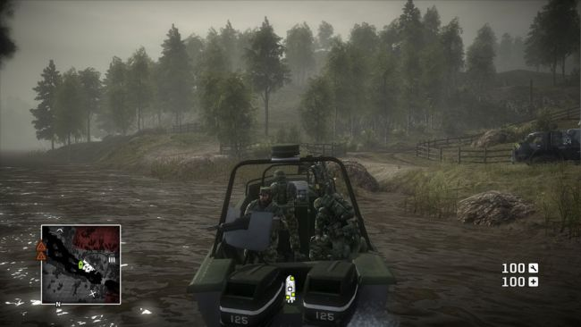 Battlefield: Bad Company - Screenshots - Bild 6
