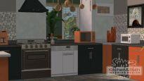 Die Sims 2: Küchen- und Bad-Einrichtungs-Accessoires - Screenshots - Bild 5