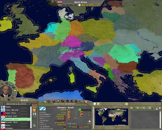 Supreme Ruler 2020 - Screenshots - Bild 21