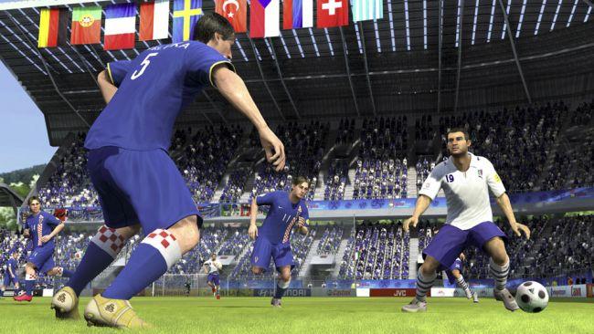UEFA Euro 2008 - Screenshots - Bild 5