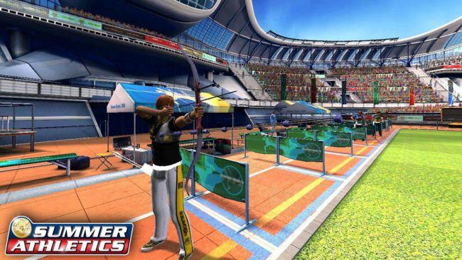 Summer Athletics - Screenshots - Bild 4