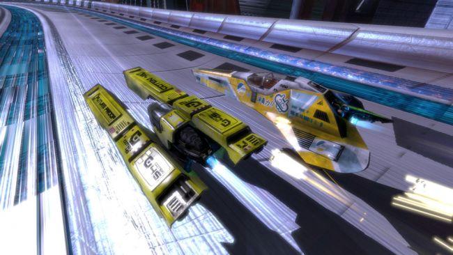 Wipeout HD - Screenshots - Bild 9