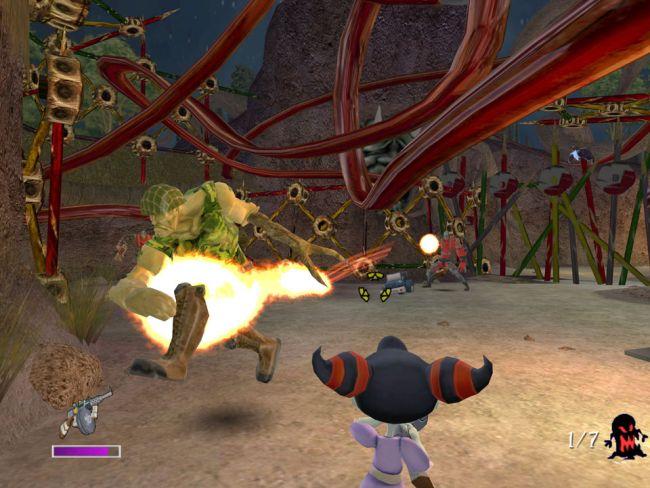 Death Jr. 2: Root of Evil - Screenshots - Bild 2