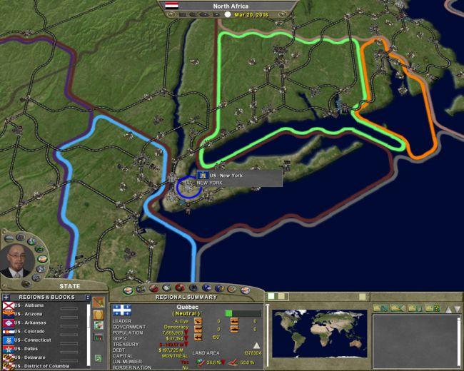 Supreme Ruler 2020 - Screenshots - Bild 23