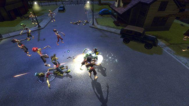 Monster Madness: Grave Danger - Screenshots - Bild 5