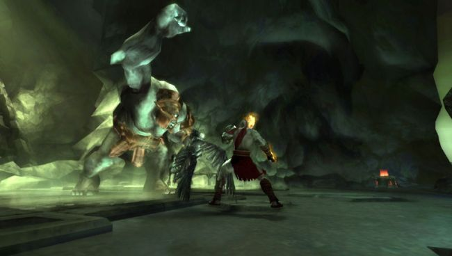 God of War: Chains of Olympus - Screenshots - Bild 68