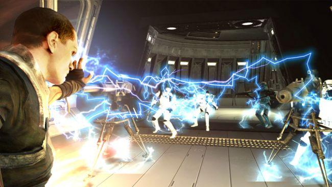 Star Wars: The Force Unleashed - Screenshots - Bild 3