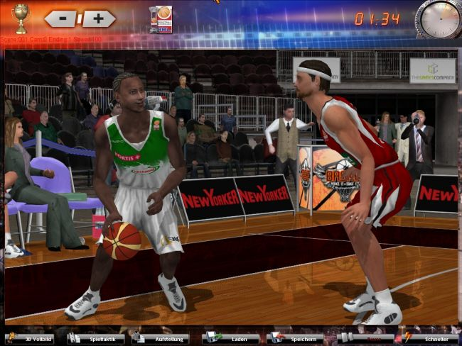 DSF - Basketballmanager 2008 - Screenshots - Bild 3