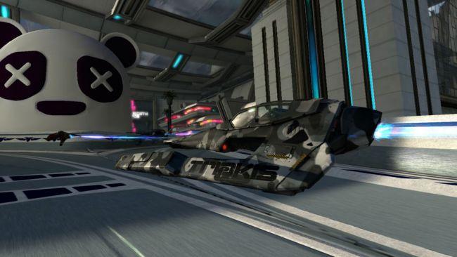 Wipeout HD - Screenshots - Bild 4