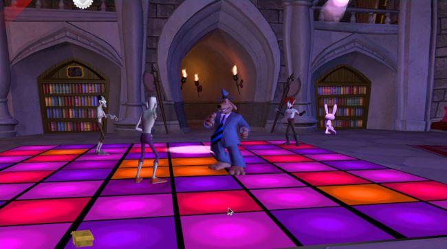 Sam & Max Episode 203: Night of the Raving Dead - Screenshots - Bild 5