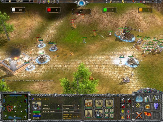 Seven Kingdoms: Conquest - Screenshots - Bild 11