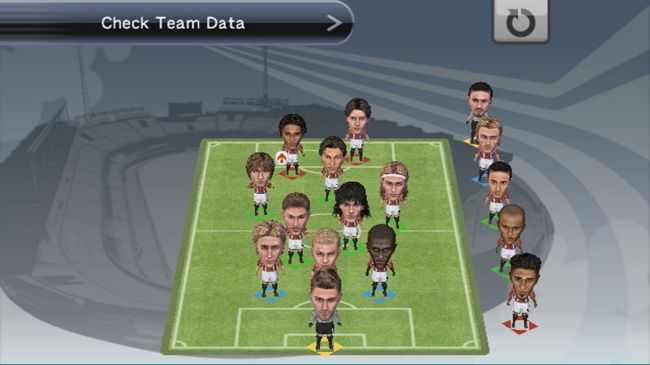 Pro Evolution Soccer 2008 - Screenshots - Bild 3