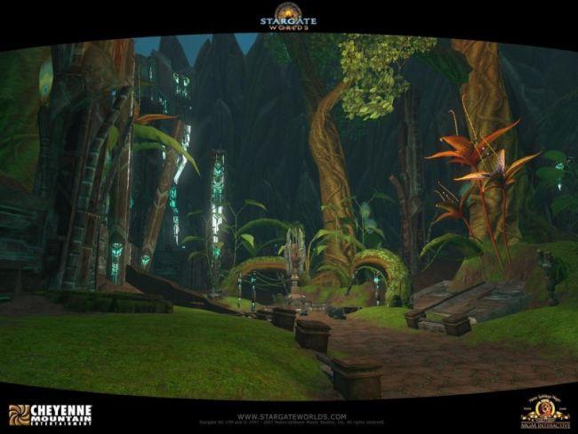 Stargate Worlds - Screenshots - Bild 2