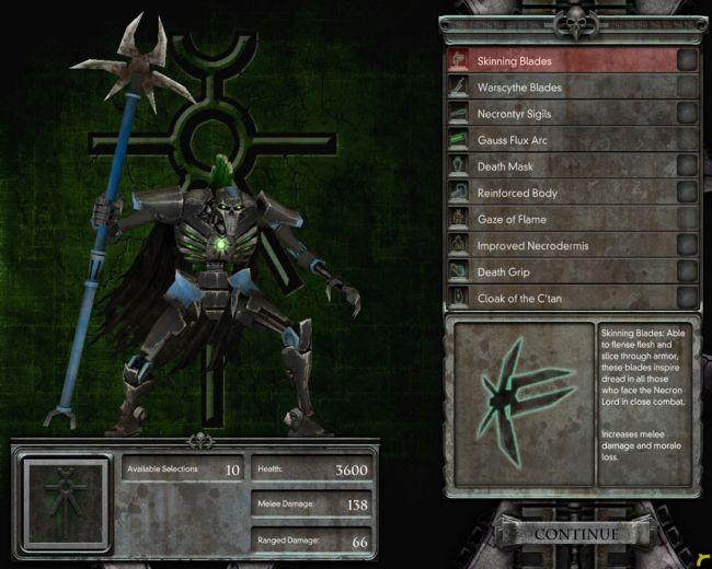 Warhammer 40.000: Dawn of War - Soulstorm - Screenshots - Bild 22