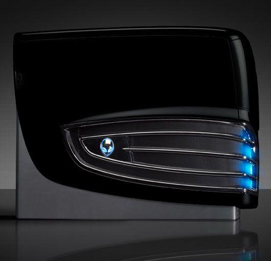 Alienware ALX Desktop-PCs - Screenshots - Bild 7