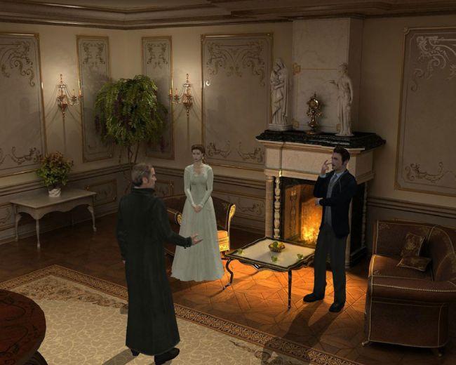 Dracula: Origin - Screenshots - Bild 9