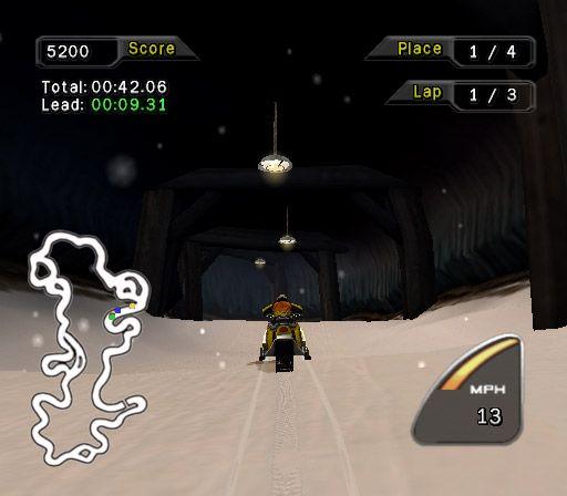 SnoCross 2 featuring Blair Morgan - Screenshots - Bild 3