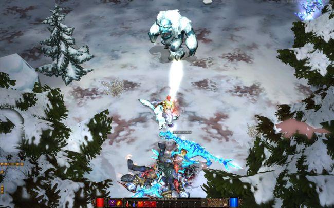 Mythos - Screenshots - Bild 3