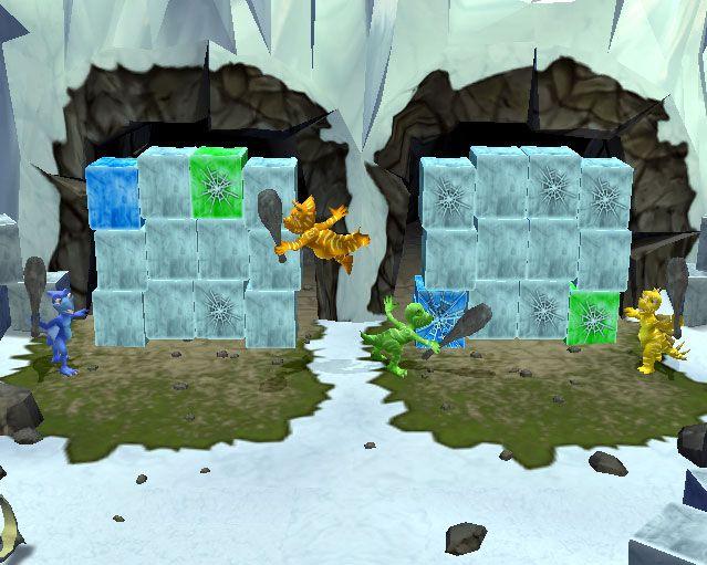 Buzz! Junior: Dino Den - Screenshots - Bild 8
