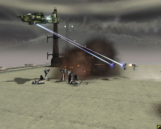 Warhammer 40.000: Dawn of War - Soulstorm - Screenshots - Bild 11