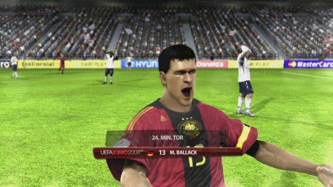 UEFA Euro 2008 - Screenshots - Bild 14