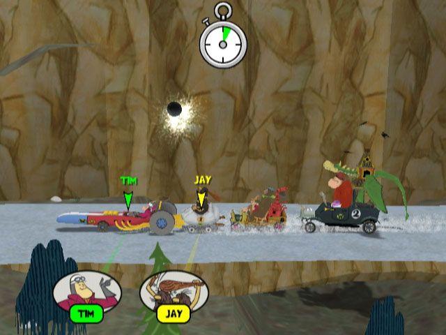 Wacky Races: Crash & Dash - Screenshots - Bild 6