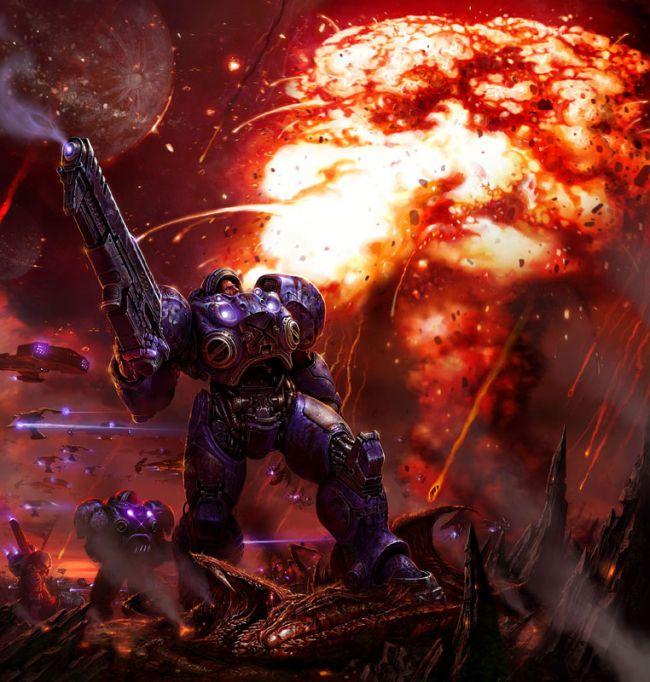 StarCraft 2 - Artworks - Bild 15
