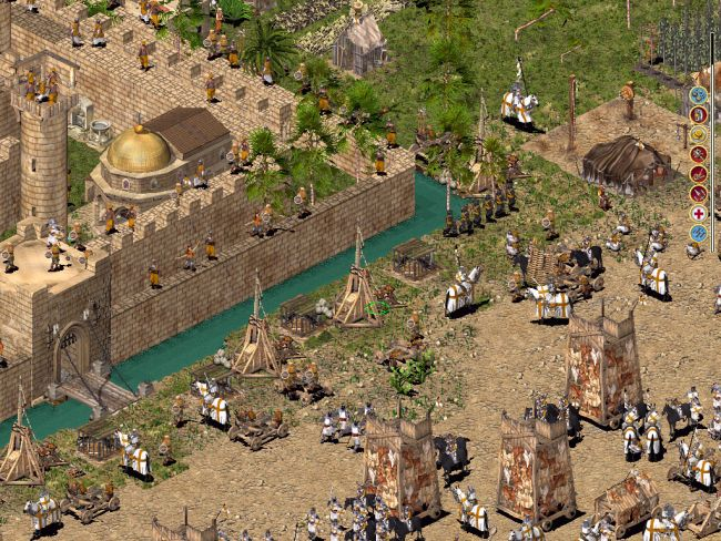 Stronghold Crusader Extreme - Screenshots - (PC)
