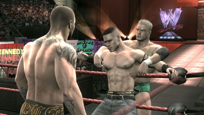 WWE SmackDown! vs. Raw 2009 - Screenshots - Bild 21
