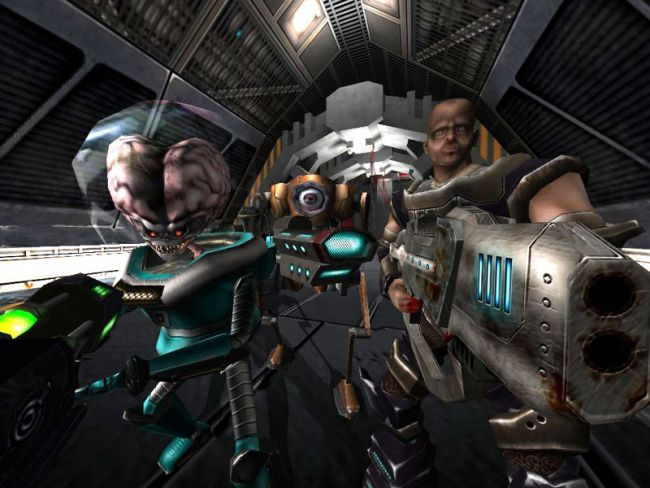 Alien Arena 2008 - Screenshots - Bild 13