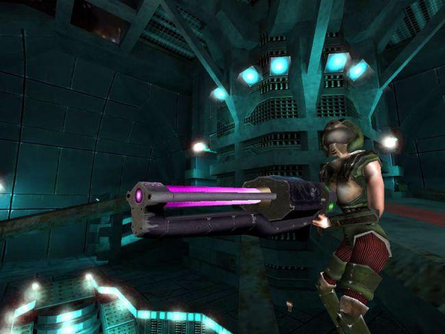 Alien Arena 2008 - Screenshots - Bild 9