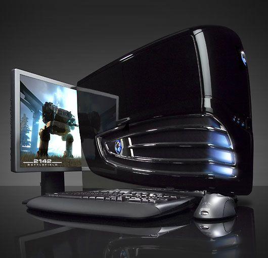 Alienware ALX Desktop-PCs - Screenshots - Bild 3