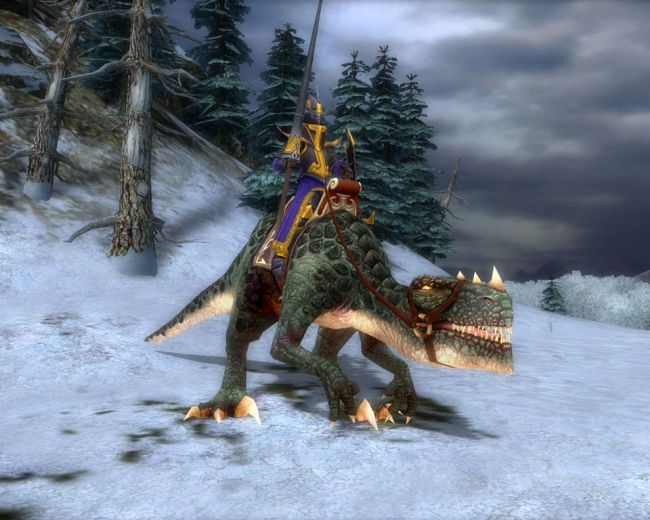 Warhammer: Mark of Chaos - Battle March - Screenshots - Bild 9