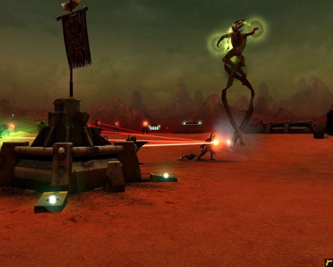 Warhammer 40.000: Dawn of War - Soulstorm - Screenshots - Bild 4
